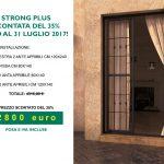Promozione LUGLIO: Strong PLUS Scontata del 35%