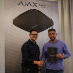 Sicurezza Italia: Installatore certificato Allarme AJAX!