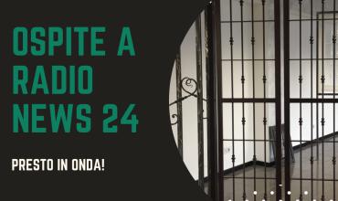 Sicurezza Italia ospite a Radio Rai 24